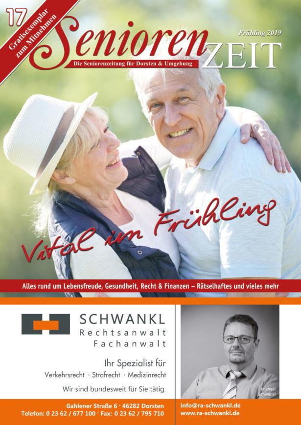 SeniorenZeit Frühling 2019